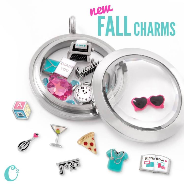 new fall charms