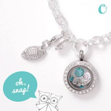 football sparkle shinny win prize giveaway origami owl