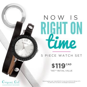 watch offer