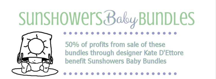 force for good sunshowers baby bundles